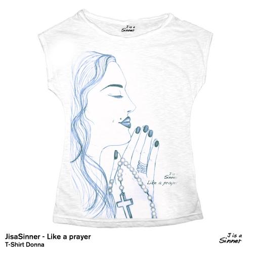 J is a Sinner - Like a prayer